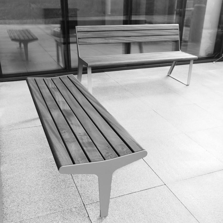 Komserwis benches