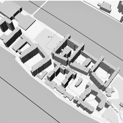 Roosevelt Island ZOLA Zoning Map