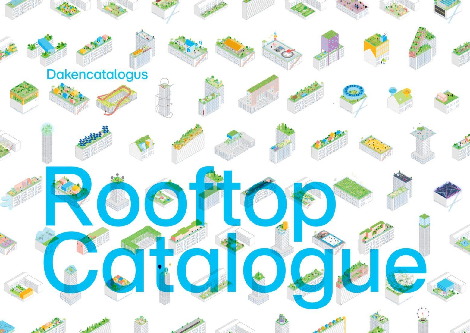 Rooftop Catalogue by MVRDV