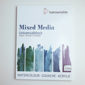 Aquarell Watercolor acryl gouache