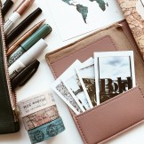 Travel Journal Workshop Instax Mini Fotos