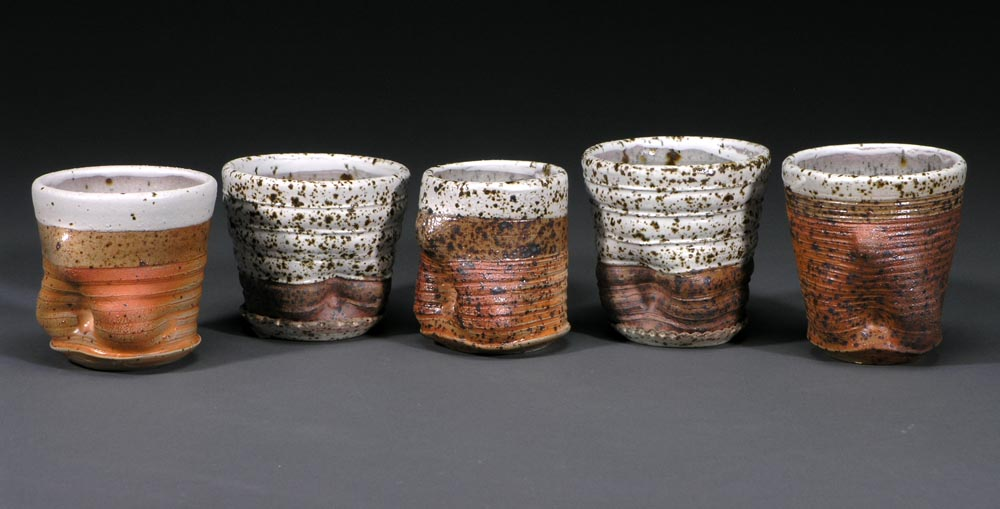 Salt Fired Stoneware