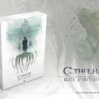 """L'appel de Cthulhu - """" BOÎTE D'INITIATION """""""