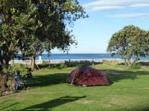 0160. Anaura Bay campsite