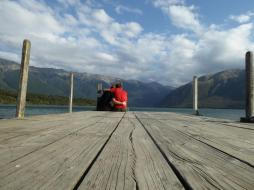lake rotoiti view