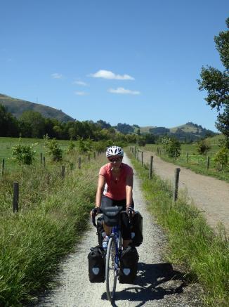 Rail trail to Te Aroha
