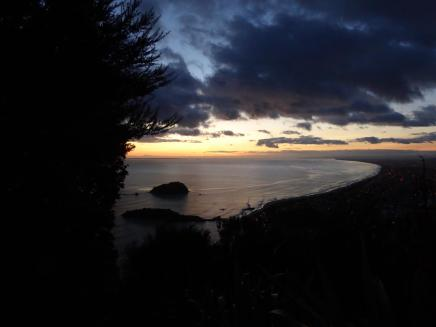 Sunrise from Mt Maunganui (5)