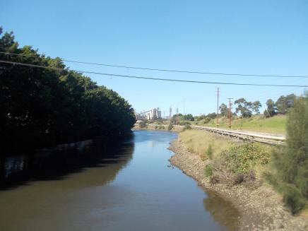 164. Port Kembula industrial area