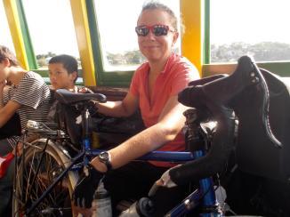 183. Bundeena to Cronulla ferry