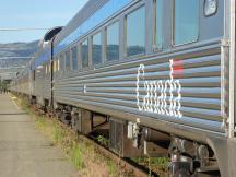 101. ViaRail train