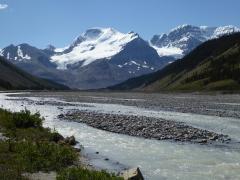 142. Athabasca River after Beauty Creek HI