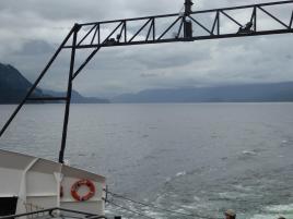 203. Kootenay Lake from the ferry