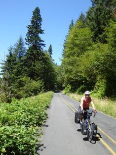 025. Slab Creek Road to avoid Highway 101