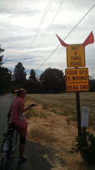 128. Sign in Calistoga