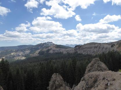 157. View from Roller Pass