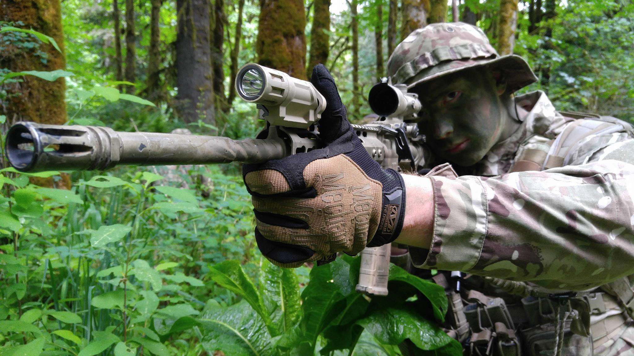 Small Unit Tactics Level I Course: 3-Day - TYR Group LLC