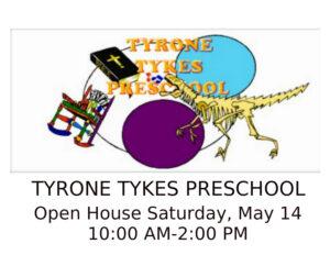 Tyrone Tykes 5 14