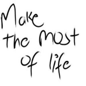 maximize life - tyrone smith - positivity
