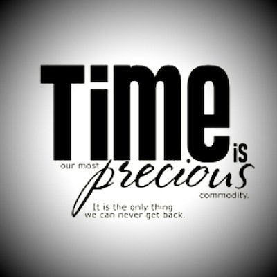 Precious is Time_Tyrone Smith_positive