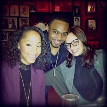 Whitney Adele Garlick_Tyrone Smith_Valentina Biuglioli Brewster_Birthday_model_music producer_Celebrity_Beautiful_NYC_Strip House_Party