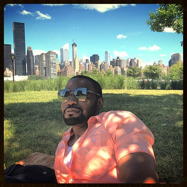 gantry park famous celebrity musician producer influencer Tyrone Smith