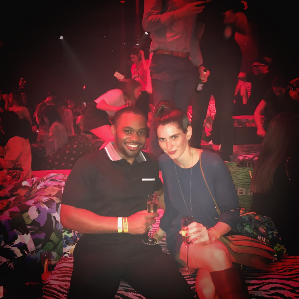 Kenzo H&M Runway Launch Pier 36 Tyrone Smith Fashion Ice Cube Performance