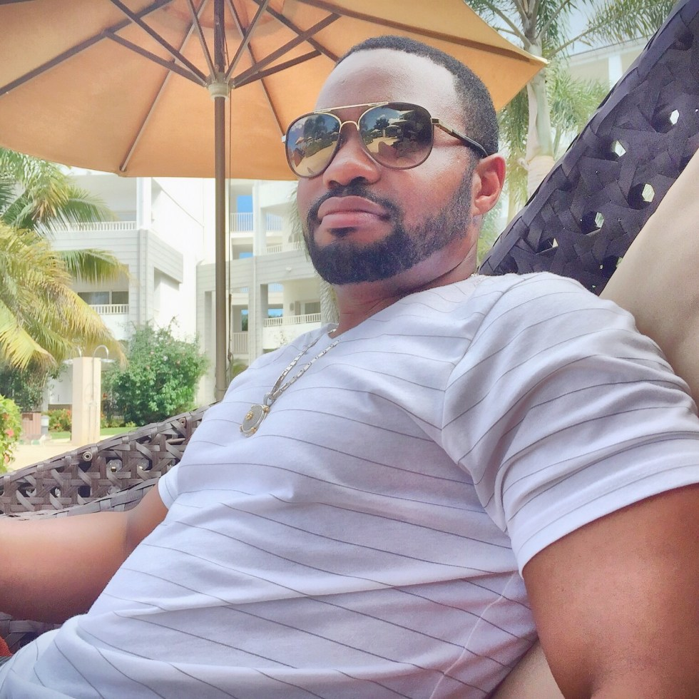 Jamaica celebrities Tyrone Smith music producer influencer positive secrets resort