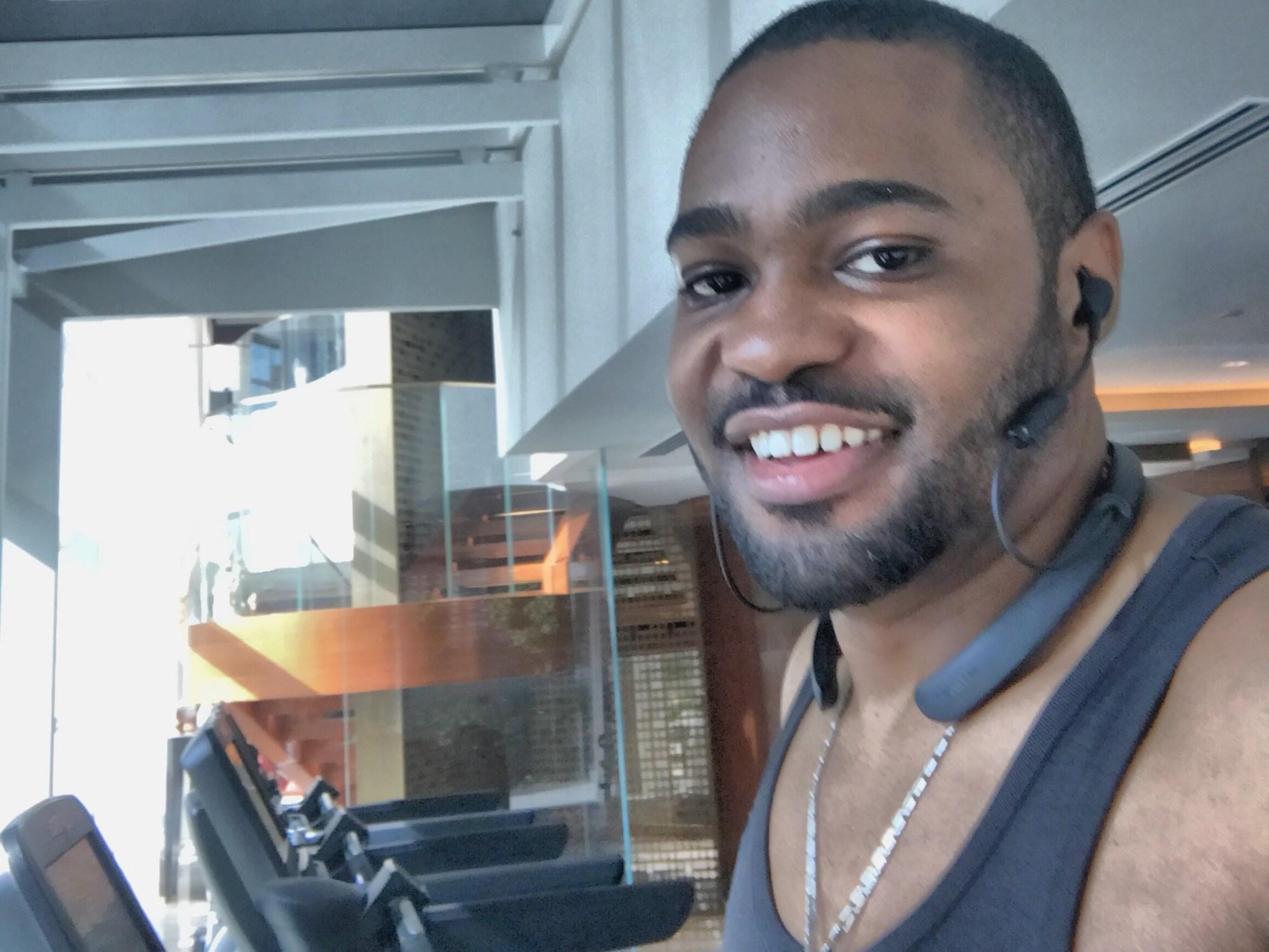 Call My Name Tyrone Smith Prince Dubai UAE music nyc gym workout positive