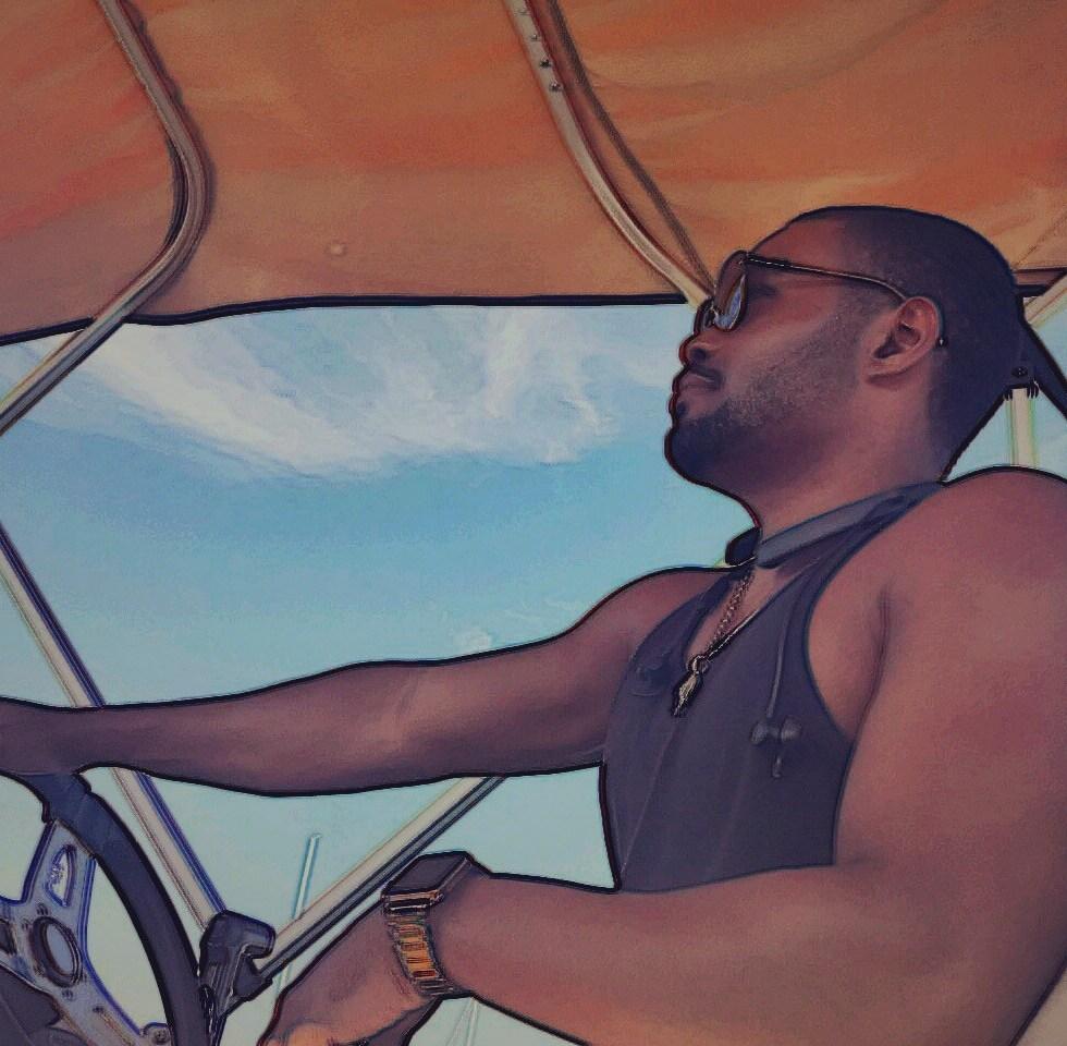 Belize Boating Tyrone Smith facebook instagram twitter music nyc bennington LaPrairie Louis Vuitton Gstar Bose Florida Boca Raton