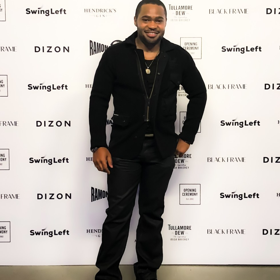 SwingLeft Fundraiser by Dizon at Spring Studios with celebrity r