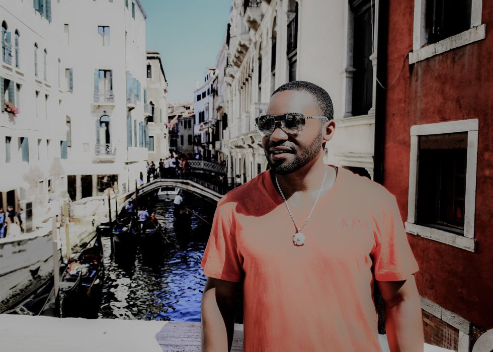 Shadows Venice View Tyrone Smith Huslter Vibe Louis Vuitton G-Star Raw