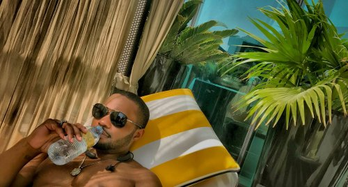 Tyrone Smith Dubai Uae - First Day of Summer Vibes