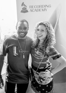 GRAMMYs Awards Tyrone Smith and Alex Muscaro New York Chapters 60th Anniversary Membership Celebration Skylark NYC T's Groove Inc