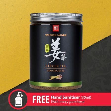 Free hand sanitiser