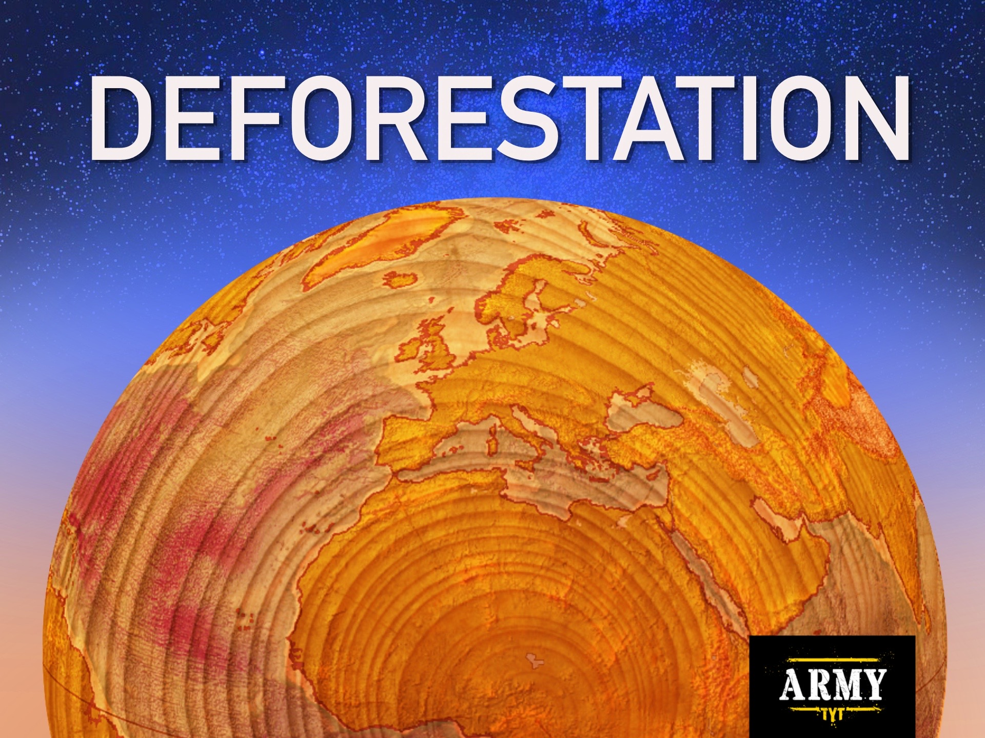 Deforestation: Global Devastation