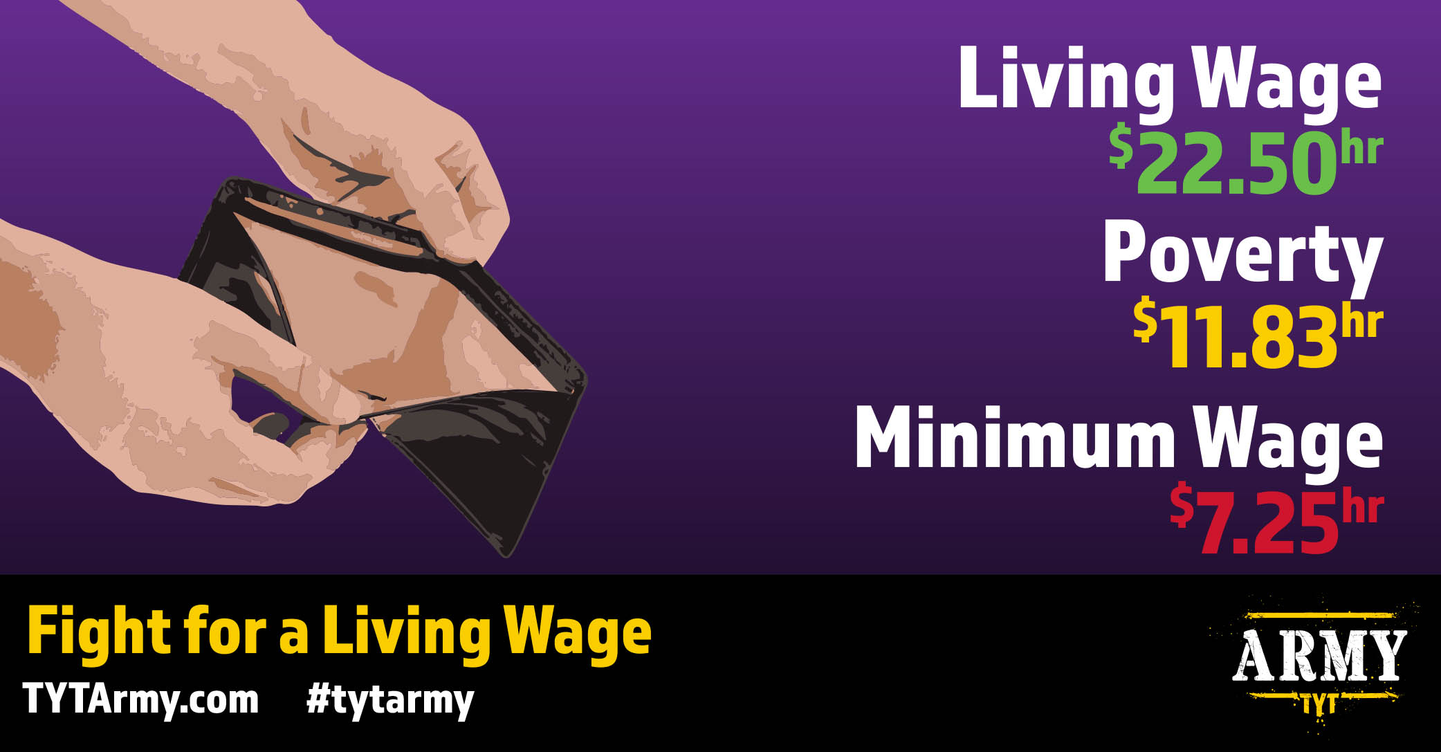 Minimum Wage vs. Living Wage: Your Presidential Candidate's Stance