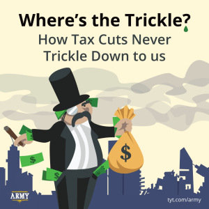 Read more about the article It's Not about Jobs: The Selfish Agenda of Six Pro-Tax Cut Corporations