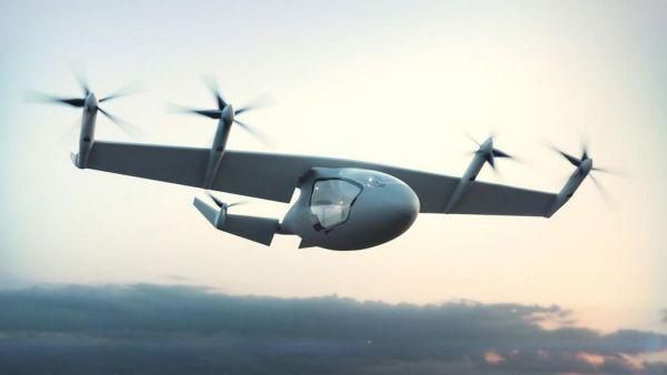 Rolls не одинок на рынке гибридных «летающих такси»