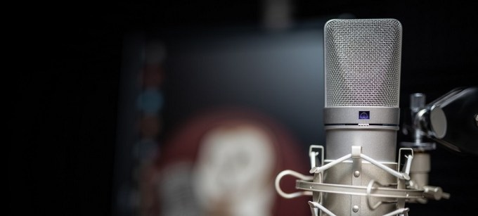 professional voiceover talent