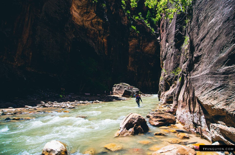 Two Days & Two States: Zion National Park, Antelope Canyon, and Horseshoe Bend
