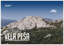 ROCK CLIMBING Vela Peša