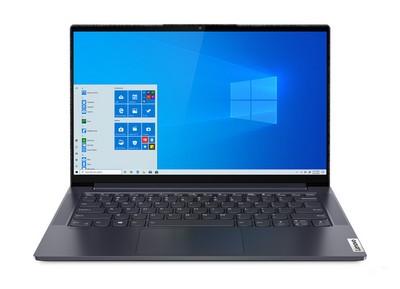 "LENOVO Yoga Slim 7 14IIL05 82A100D0GM - Laptop -Intel Core i7-1065G7 - 14"" FHD - Windows 10 HOME 64"