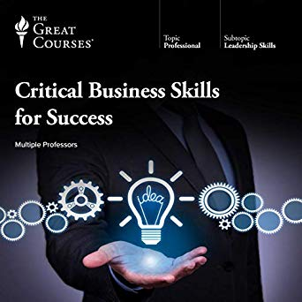 Critical Business Skills for Success