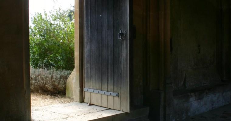 The Narrow Hall to The Door of Choice