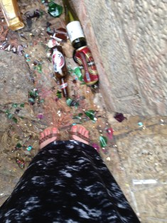 Follow My Feet To Nachalot