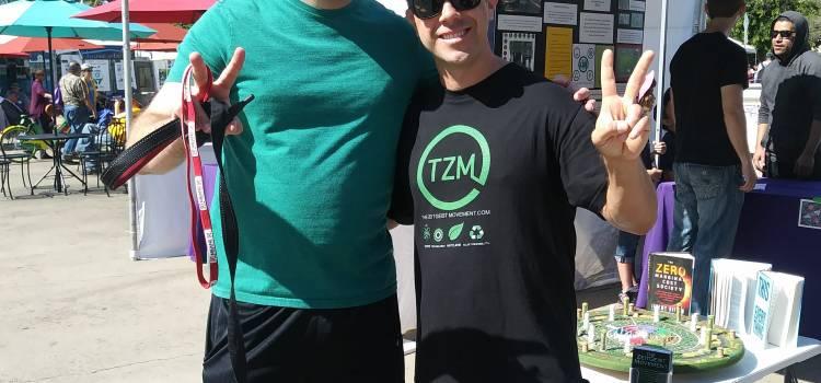 Zeitgeist San Diego T-shirts