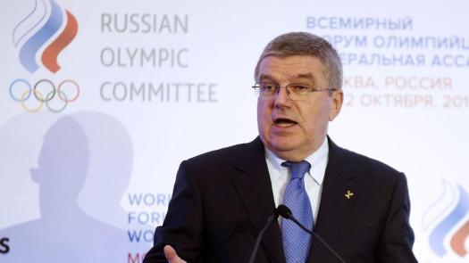 Пощечина МОК: вопреки всем запретам олимпийские трибуны заполонили российские флаги