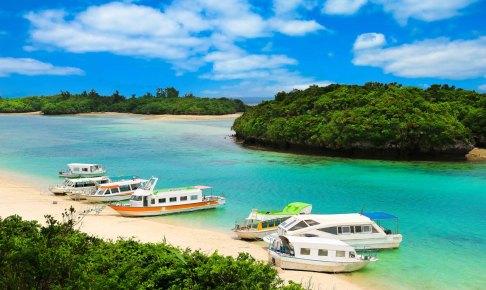 那覇乗り継ぎ便を使って離島に行く前に沖縄本島も楽しむ方法