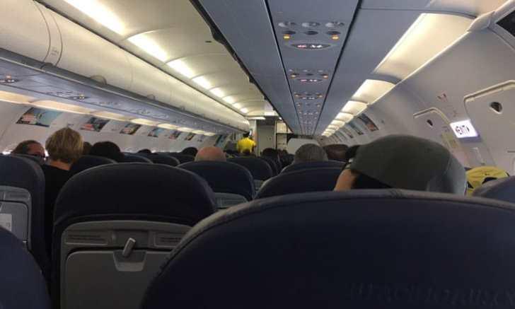 セブパシフィック航空 機内