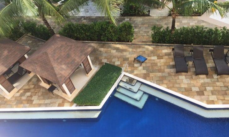 ヘナン・ガーデン・リゾート(Henann Garden Resort) プール